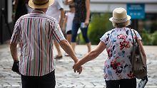 Anhebung zum Juli 2019: Renten steigen offenbar erneut deutlich