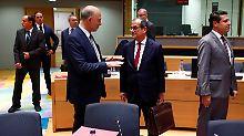 Sanktionen im Haushaltsstreit?: EU-Kommission lässt Italien Spielraum