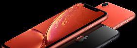 Apple reagiert auf Berichte: Das iPhone XR soll kein Flop sein
