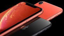 """Stiftung Warentest mag's günstig: iPhone XR ist """"die beste Wahl"""""""