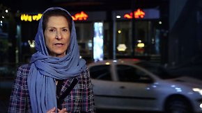 """Antonia Rados zu US-Sanktionen: """"Möglich, dass sich Iraner mehr um Regierung scharen"""""""