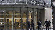 Drogenboss in USA vor Gericht: Jury-Auswahl für Prozess fortgesetzt