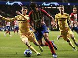 Historische CL-Lehrstunde: Atlético serviert BVB-Überflieger eiskalt ab