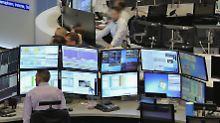 Aktienmärkte am Scheideweg: Der Optimismus schwindet