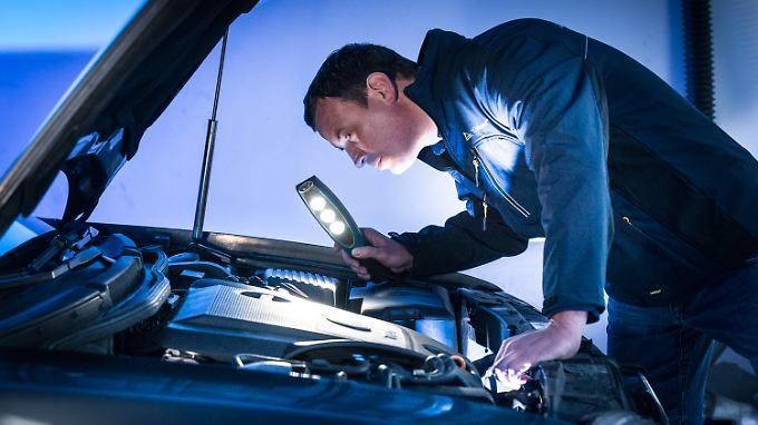 Die Hauptuntersuchung beim TÜV bringt es ans Licht.