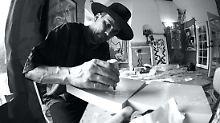 Skateboarder und Street-Art-Star: Danny Minnick reitet seine Erfolgswelle