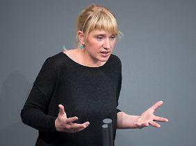 Luise Amtsberg hat eine eindeutige Haltung zu dem Gesetzesvorhaben der Regierung.