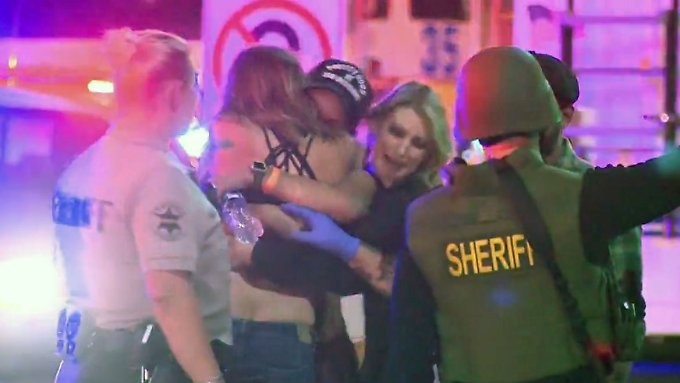 Elf Gäste, ein Polizist und Angreifer tot: Bewaffneter schießt in kalifornischem Klub um sich