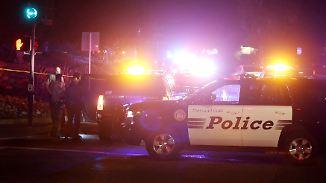 Veteran tötet zwölf Menschen: Augenzeugen-Video zeigt Schüsse auf Bar in Kalifornien