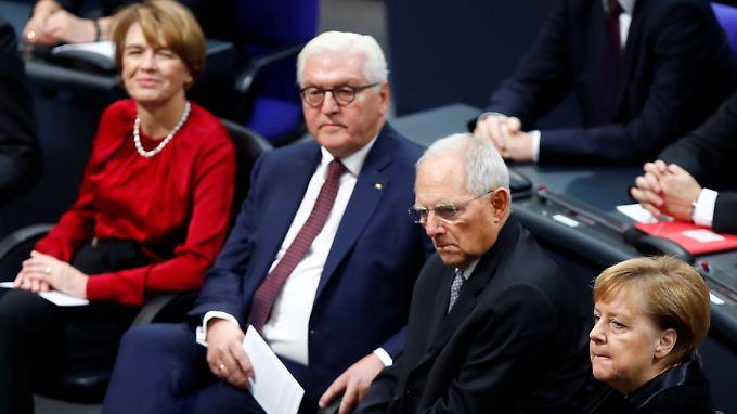 """9. November - """"Schicksalstag der Deutschen"""": Steinmeier ruft zu Wachsamkeit auf"""