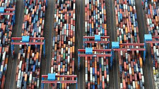 Abkühlung der Weltwirtschaft: Viele deutsche Unternehmen senken Prognose