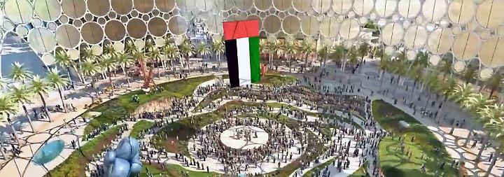 n-tv Ratgeber-Reportage, Teil 1: Boomtown Dubai - Rekonstruktion und Futurismus