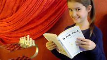 """""""Kleiner Prinz"""" auf Klingonisch: Siebenjährige spricht Star-Trek-Sprache"""