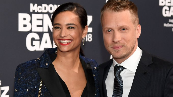 Amira Aly and Oliver Pocher have been together for a while. Now these two people officially appear as a couple.