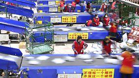 Größte Shopping-Aktion der Welt: Singles' Day beschert Alibaba astronomischen Umsatz