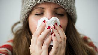 Grippesaison im Anmarsch: Was man bei einem Infekt auf keinen Fall machen sollte