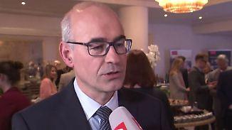 """ZEW-Präsident Wambach: """"Seehofers Rücktritt beruhigt"""""""