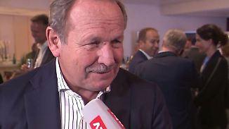 """Verdi-Chef Bsirske über KI in der Arbeitswelt: """"Wer steuert da eigentlich wen?"""""""