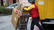 Streit mit empörtem Kunden: DHL-Mitarbeiter rastet bei Twitter aus
