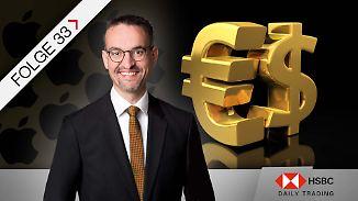 EUR/USD und Apple im Chart-Check: Euro auf Jahrestief