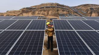 Zukunftsmarkt erneuerbare Energien: Indien und China treiben weltweiten Hunger nach Strom