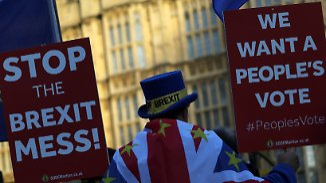 Exit vom Brexit?: Ein zweites Referendum ist Wunschdenken