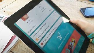 Früh übt sich: Taschengeld-App ersetzt das Sparschwein