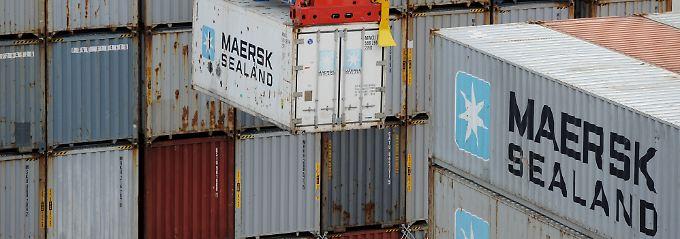 Verteuerung der Treibstoffpreise: Moeller-Maersk dampft Prognose ein