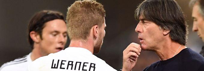 Werner, Gnabry und Sané gesetzt: Löw vertraut Turbo-Sturm in der Offensive
