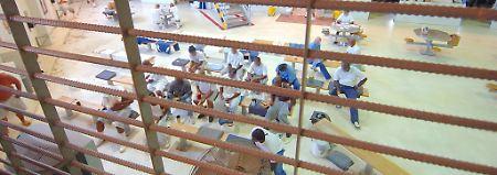 Niedrigere Strafmaße: Trump stellt sich hinter Gefängnisreform