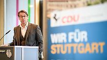 """""""Selbstzerstörerische Debatte"""": Scheuer will Diesel-Fahrverbote verhindern"""