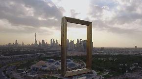 n-tv Ratgeber-Reportage: Auf Entdeckungsreise in Dubai, Teil 1