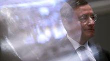 Draghi mildert Wachstumssorgen: EZB-Präsident fordert Kapitalmarktunion