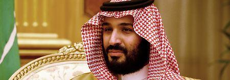 Mord an Jamal Khashoggi: CIA soll Kronprinz Mohammed verdächtigen