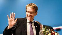 Landesdelegierte stimmen ab: Günther gestärkt, Stahlknecht inthronisiert