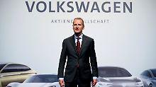 """""""Spiel ist noch nicht verloren"""": VW fährt beim Bau von KI-Autos hinterher"""