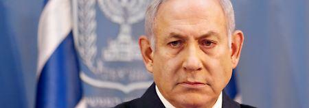 Regierungskrise in Israel: Netanjahu lehnt Neuwahlen ab