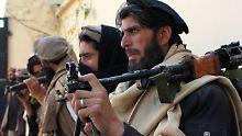 Frieden in Afghanistan als Ziel: USA führen erneut Gespräche mit Taliban
