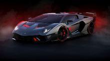 Vieles was den Lamborghini SC18 Aventador auszeichnet, stammt aus dem Rennsport.