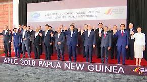 Keine Anzeichen von Versöhnung bei Apec: USA drohen mit Verdopplung der China-Zölle