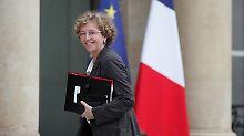 Die französische Arbeitsministerin Pénicaud hat ein Gesetz gegen die ungleiche Bezahlung von Frauen auf den Weg gebracht.