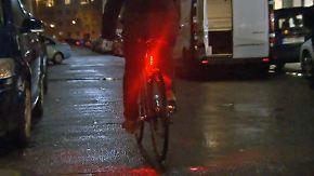 n-tv Ratgeber: Die teuerste Fahrradlampe ist ein Sicherheitsrisiko