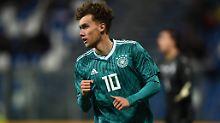 Der Sport-Tag: Freiburgs Waldschmidt schießt U21 zum nächsten Sieg