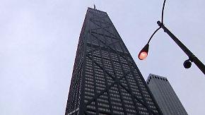 """""""Wir wurden immer schneller"""": Fahrstuhl in Chicago fällt 84 Stockwerke in die Tiefe"""