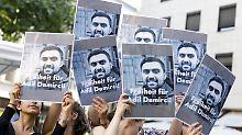 Verhaftet im Kurzurlaub: Prozess gegen Deutschen in Istanbul startet