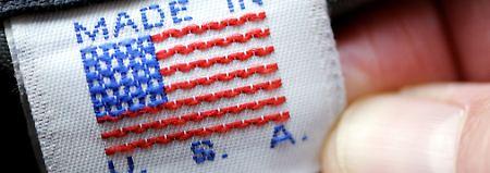 """""""Made in USA"""": US-Firmen wollen Fake-Labels  bekämpfen"""