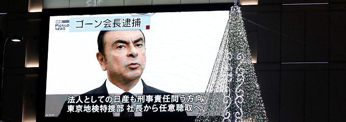 "Hält das Renault-Nissan-Bündnis?: ""Ghosn hat die Japaner jahrelang degradiert"""