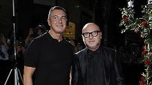 Nach Rassismus-Skandal: Dolce & Gabbana sagen Shanghai-Show ab