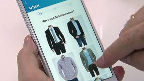 n-tv Ratgeber: Mode-Apps für Männer im Test