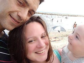 Motti und Nicole Pisanti passen nicht in das jüdische Familienschema.